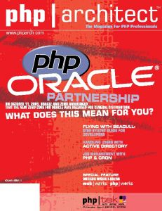 php|architect – November 2005