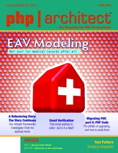 php|architect – June 2008