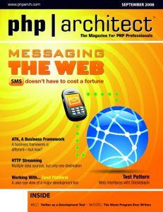 php|architect – September 2008