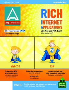php|architect – February 2009
