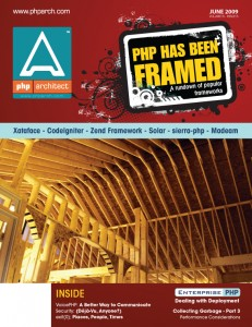 php|architect – June 2009