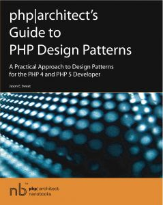 Book cover for php|architect's Guide to PHP Design Patterns