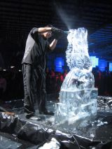 'Ice Sculpting' by m anima