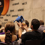 ElePHPant at the Barcelona conference