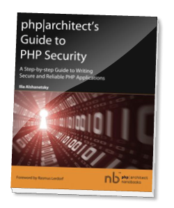 Book cover for Guide to PHP Security