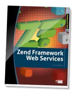 Book cover for Zend Framework Web Services