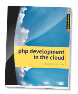 Book cover for PHP Programming in the Cloud