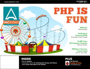 php|architect — October 2011
