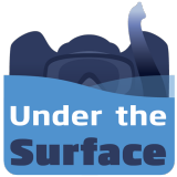 under the surface - illustration