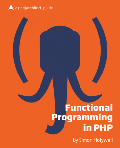 Book cover for Functional Programming in PHP