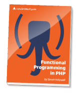 Functional Programming in PHP Cover