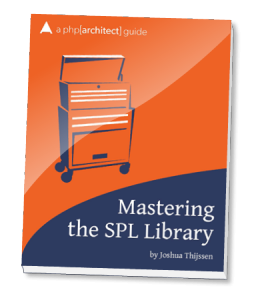 Book cover for Mastering the SPL Library