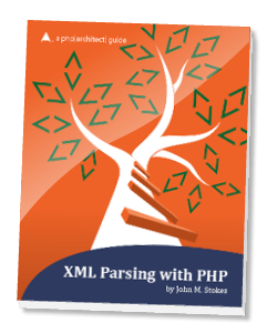 Book cover for XML Parsing with PHP
