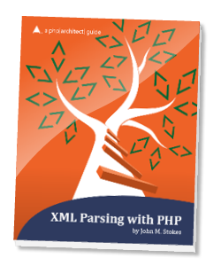 XML Parsing with PHP book cover