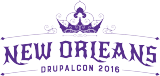DrupalCon New Orleans Logo