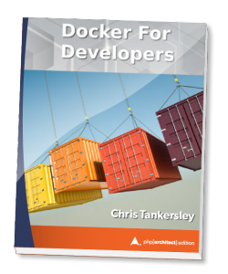 Book cover for Docker for Developers