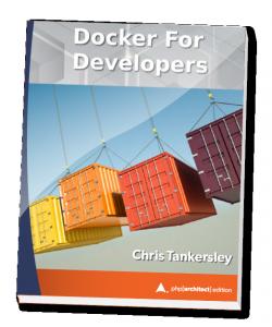 Book cover for Docker for Developers