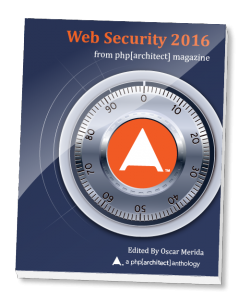 Book cover for Web Security 2016