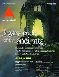September Issue cover