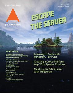 Escape the Server — February 2017