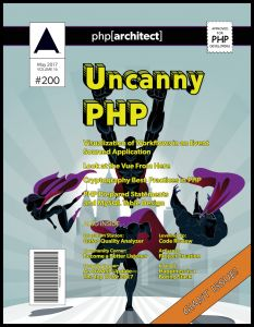 Uncanny PHP - May  2017