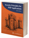 3d book of Security Principles for PHP Applications